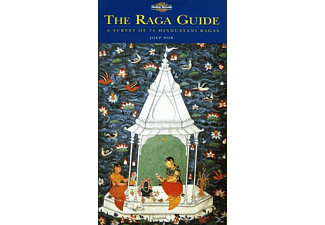 VARIOUS, Chaurasia/Dasgupta/Vyas/+ - Raga Guide/Book And 4 CDS - (CD)