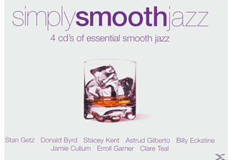 VARIOUS - Simply Smooth Jazz - (CD)