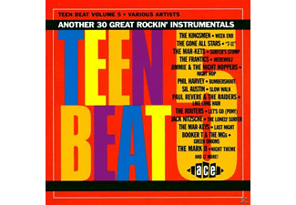 VARIOUS - Teen Beat Vol.5 - (CD)