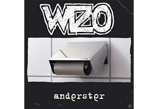 Wizo - Anderster - (CD)