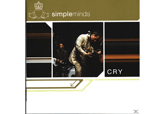 Simple Minds - Cry [CD]