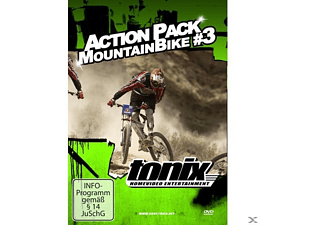 Action Pack Mountainbike 3 - (DVD)