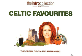 VARIOUS - Celtic Favourites-Intro Collection - (CD)