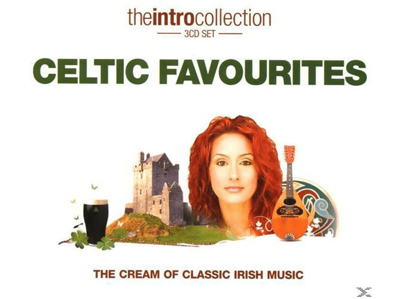 VARIOUS - Celtic Favourites-Intro Collection [CD]
