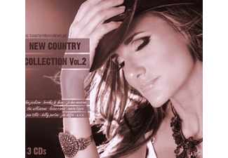 VARIOUS - New Country Collection Vol.2 - (CD)