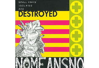 No Means No - Small Parts Isolated And Destroyed - (Vinyl)