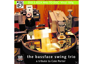 Bassface Swing Trio,The Feat.Bürkle,Barbara - A Tribute To Cole Porter (180g) - (Vinyl)