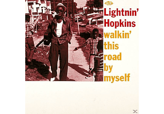 Lightnin' Hopkins - Walkin' This Road By Myself - (Vinyl)