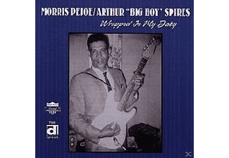 Morris/big B Spires Pejoe - Wrapped In My Baby - (CD)