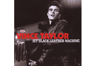 Vince Taylor - Jet Black Leather Machine - (CD)