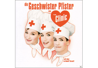 Geschwister Pfister - In The Clinic - (CD)