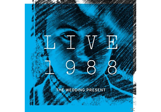 The Wedding Present - Live 1988 - (CD)