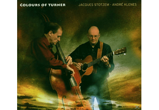 Andre Klenes - Colours Of Turner - (CD)