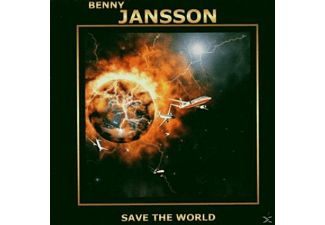Benny Jansson - Save The World - (CD)