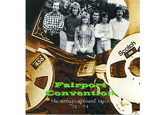 Fairport Convention - The Airing Cupboard Tapes '71-'74 - (CD)