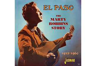 Marty Robbins - El Paso...The marty Robbins - (CD)