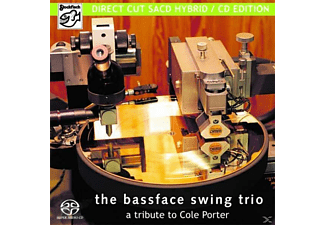 BASSFACE SWING TRIO,THE & BÜRKLE,BARBARA - A Tribute To Cole Porter [Hybrid SACD] - (CD)