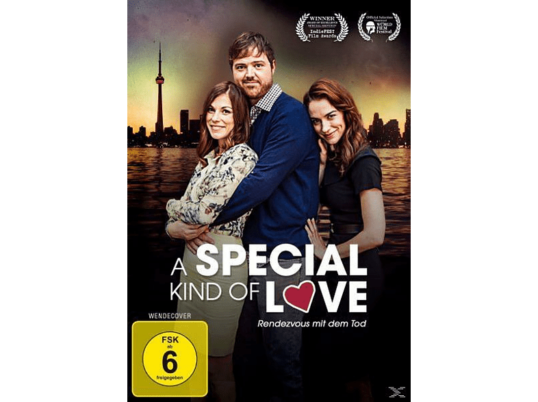A Special Kind of Love - Rendezvous mit dem Tod [DVD]