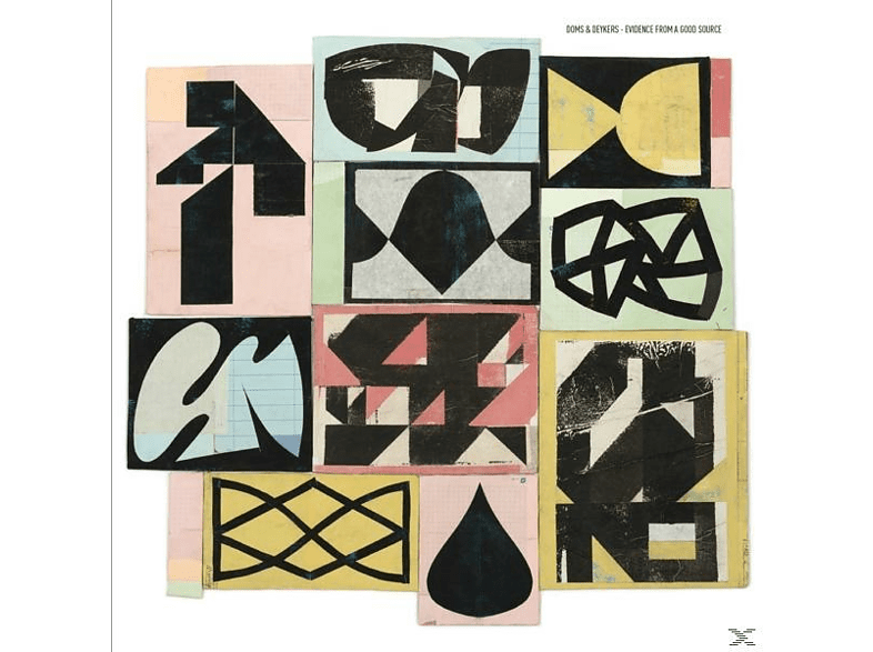 Doms & Deykers - Evidence From A Good Source (3x12'') [Vinyl]
