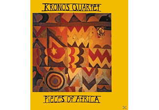 Kronos Quartet - Pieces Of Africa - (Vinyl)