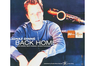 Ignaz Dinné - Back Home - (CD)
