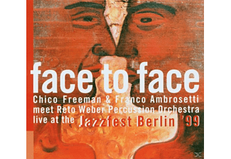 Chico & Franco Ambrosetti Freeman - Face To Face - (CD)