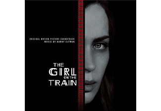 Különböző előadók - The Girl on the Train (OST) (CD)