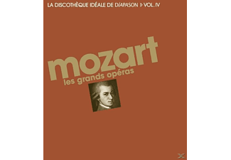 VARIOUS - Mozart Les Grands Opéras 14 CD - (CD)