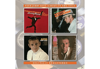 Jerry Reed - Unbelievable Guitar/Nashville Underground/Alabama - (CD)