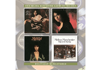 Melissa Manchester - Home To Myself/Bright Eyes/Melissa/Help Is On The - (CD)