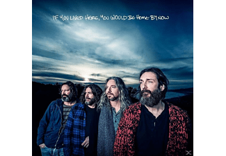 Chris Robinson Brotherhood - If You Lived Here,You Would Be Home By Now - (Vinyl)