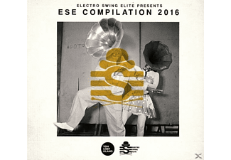 VARIOUS - ESE Compilation 2016 - (CD)