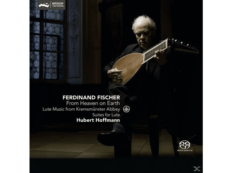 Hubert Hoffmann - From Heaven On Earth-Lute Music From [SACD Hybrid]