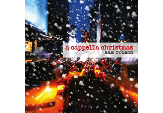 Sam Robson - A Capella Christmas - (CD)