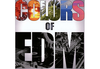 VARIOUS - Colors Of Edm - (CD)