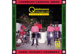 Samaroo Jets - Quintessence/Trinidad+Tobag - (CD)