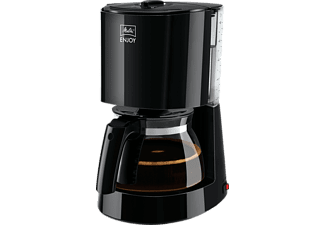 MELITTA 1017-02 Enjoy Basis, Kaffeemaschine, Schwarz