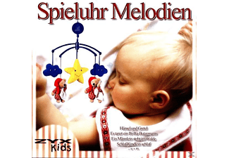 VARIOUS - Spieluhr Melodien Vol.1 - (CD)