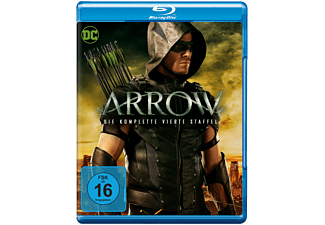 Arrow - Staffel 4 - (Blu-ray)