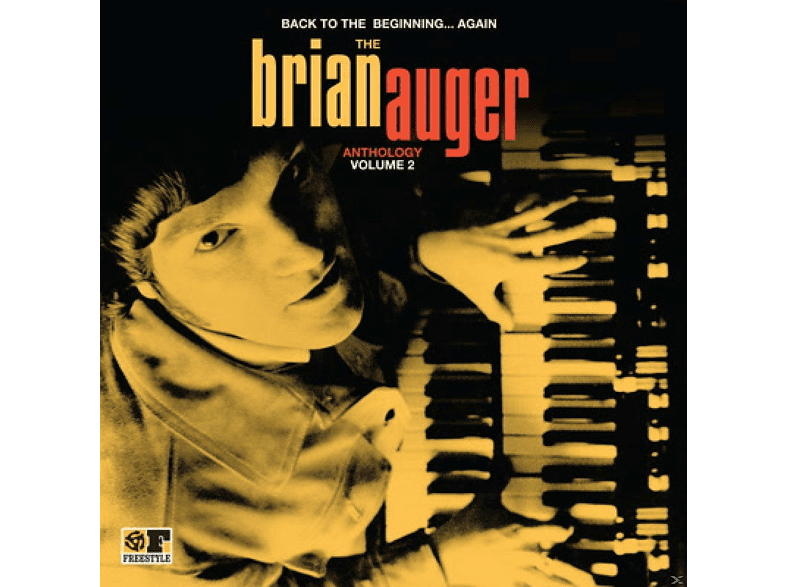 Brian Auger - Back To The Beginning Again: Anthology Vol.2 [CD]