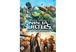 Teenage Mutant Ninja Turtles 2 - Out of the Shadows DVD