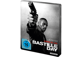 Bastille Day - Steelbook Edition Action Blu-ray