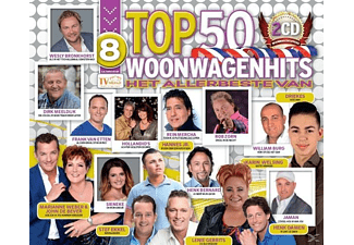 VARIOUS - WOONWAGENHITS TOP 50 DEEL 8 | CD