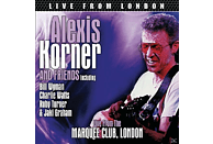 Alexis & Friends Korner - Live From London [CD]