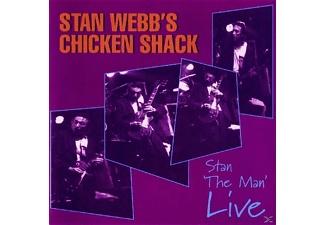 Webb Stan - Stan The Man Live - (CD)