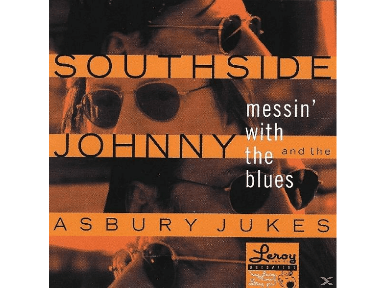 Southside Johnny & The Asbury Jukes - Messin With The Blues [CD]