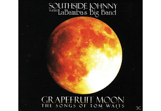 Southside Johnny With Labamba's Big Band - Grapefruit Moon: The Songs Of Tom Waits - (CD)