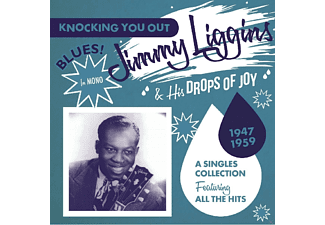 Jimmy & His Drops Of Joy Liggins - Knocking You Out - (CD)