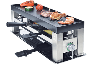 SOLIS 790 Table Grill 4 in 1, Raclette