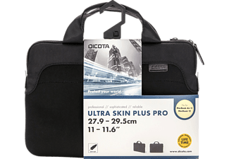 DICOTA Ultra Skin Plus PRO Notebookhülle, Sleeve, 11.6 Zoll, Schwarz
